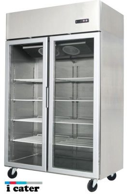 VERTICAL VEGETABLE CHILLER